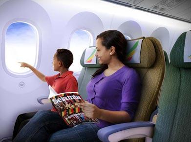 Ethiopian Airlines Economy Class