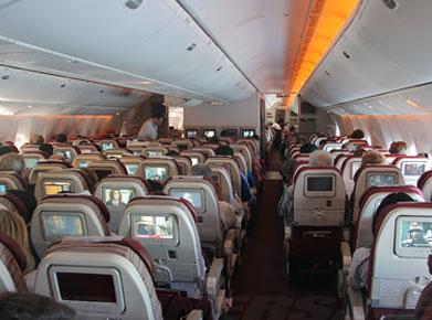 LATAM Airlines Economy Class