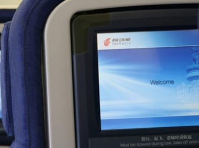 Air China In-Flight Entertainment