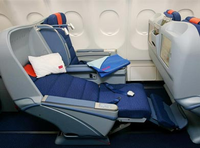 Air Europa Club Business Class
