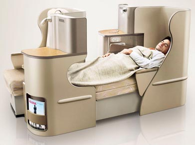 Asiana Airlines First Class