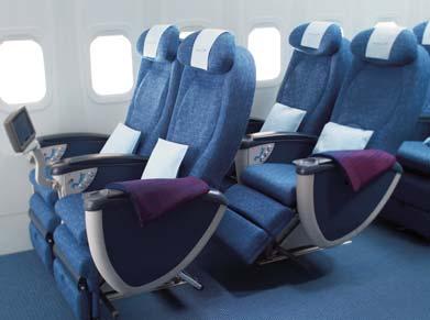 What Is World Traveller Plus Class On British Airways