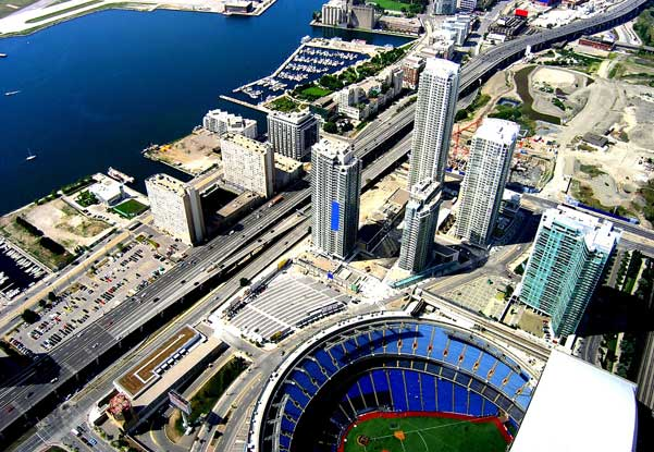 Cheap Flights To Toronto Book Toronto Air Tickets With