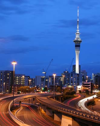 Business Class Flights From London Heathrow To Auckland
