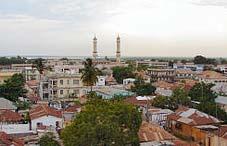 Banjul city