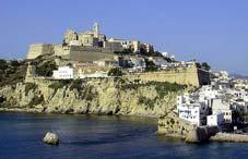 city of Ibiza Town