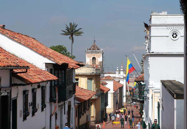 Cheap Flights To Bogota Book Bogota Air Tickets With