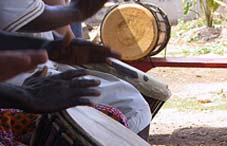 Conakry Drummers