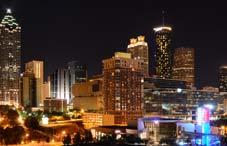 Downtown Atlanta Georgia