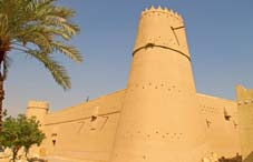 fort in the Riyadh