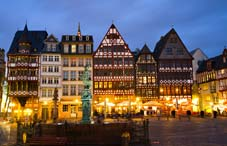 Historic Centre of Frankfurt
