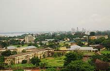 Kinshasa vill