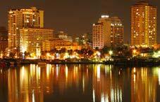 Manila Bay Skyline