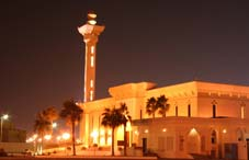 Mosque in Dammam