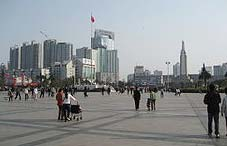 Nanchang city