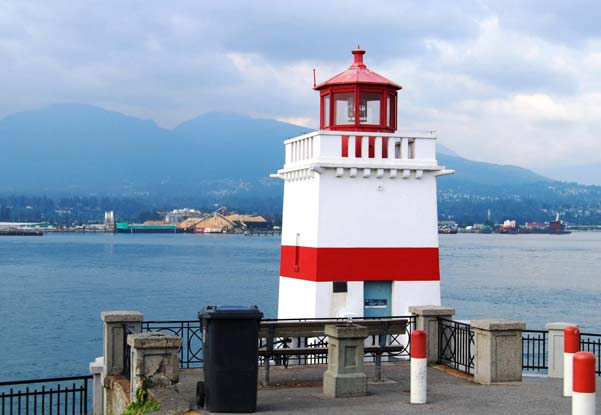 Flights From London Airports To Vancouver With