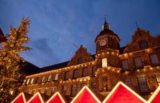 town hall in Dusseldorf