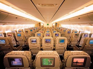 EVA Airways Economy Class