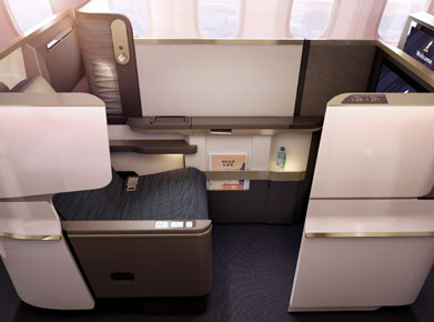 Gulf Air Business Class