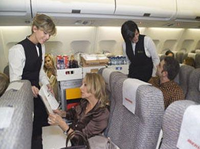 Iberia Airlines Economy Class