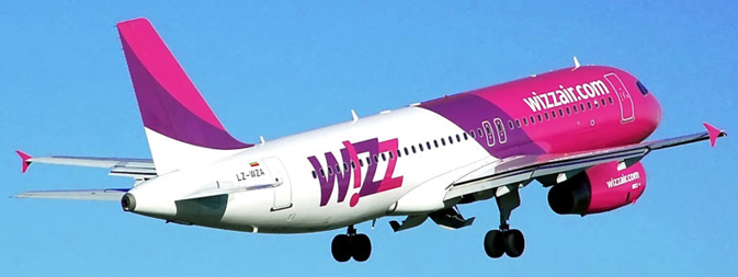 Wizz Air to launch flights from Birmingham to Sofia