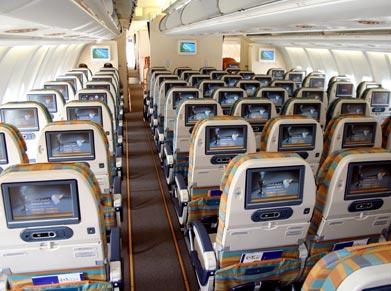Oman Air Economy Class