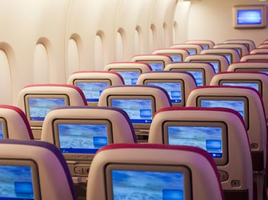Thai Airways Economy Class