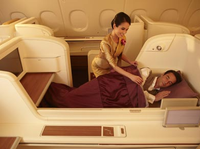 Thai Airways-Royal First Class