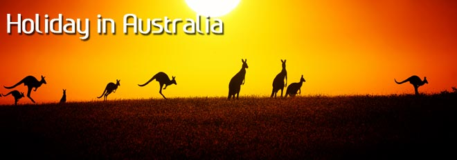 Holidays to Australasia